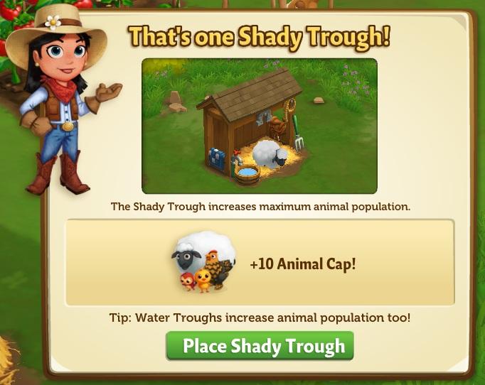 Animal Pop Cap Room Farmville