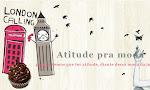 Siga o Blog Atitude Pra Moda