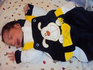 meu netinho Diogo