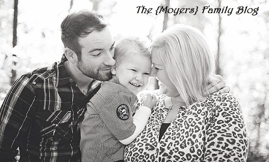 The {Moyers} Family Blog