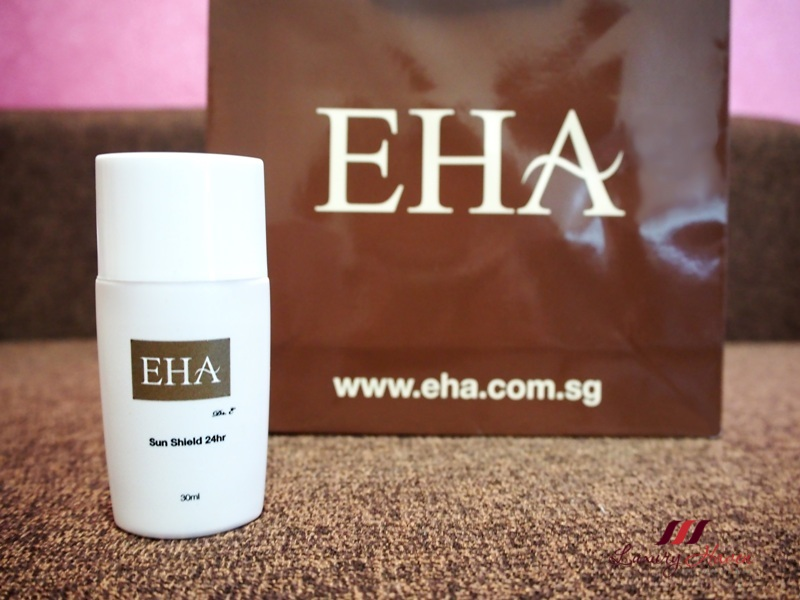 eha sunshield 24hr sunscreen review