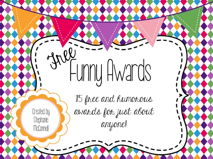 silly certificates awards templates - free funny awards principal principles