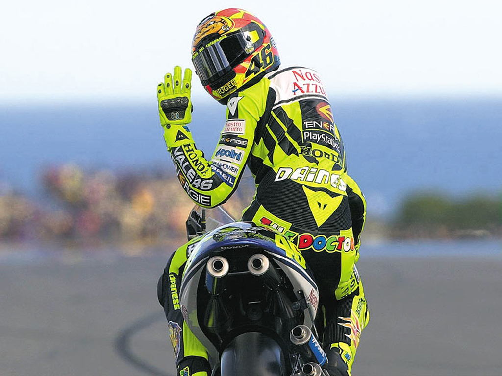 valentino rossi funny Photo
