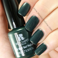 Red Carpet Manicure Gel Polish Behind The Sceens Swatch