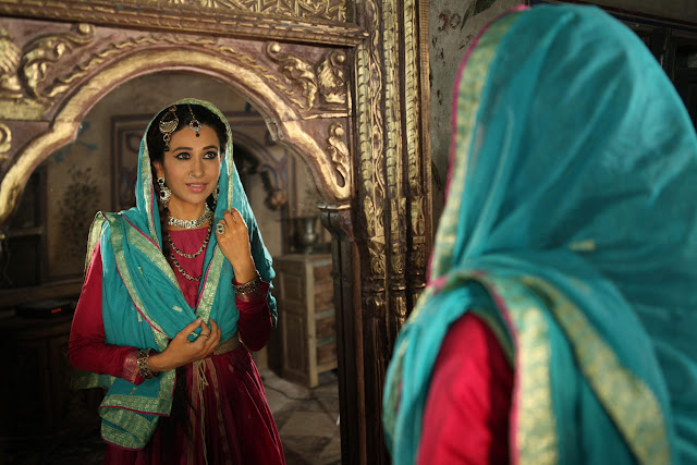 Karisma Kapoor in Dangerous Ishhq Part