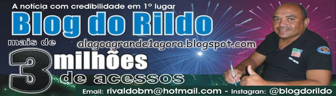 BLOG DO RILDO
