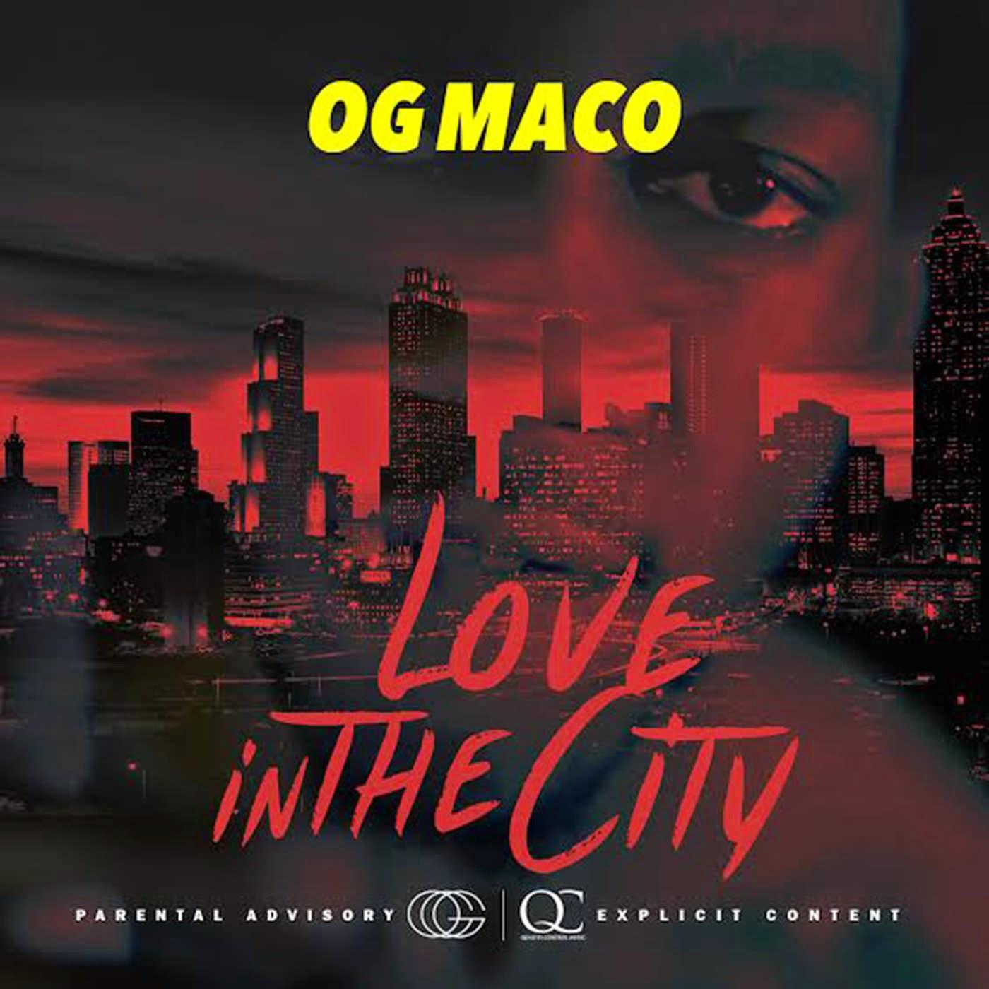 Og Maco - Love In the City - Single Cover