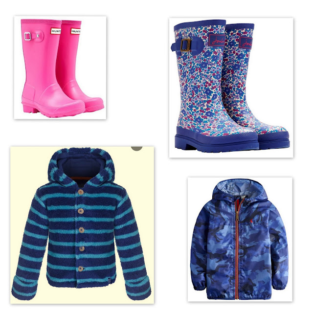 Joules Hunter Kids Autumn 2015