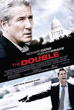 The Double 2011 Hindi 300MB Movie ENG BluRay 480p