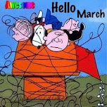 Smile Its March :)