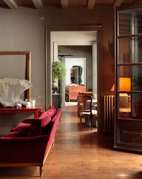 an impeccable interior