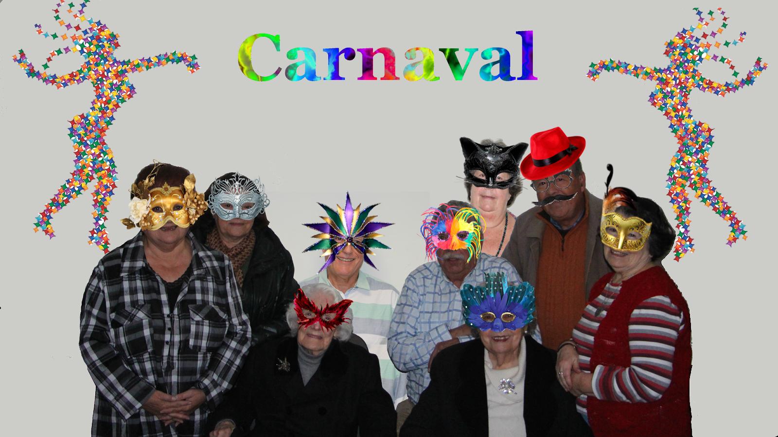 Turma Multimédia Uniseti no Carnaval 2015