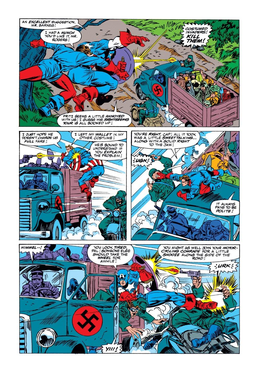 Captain America (1968) Issue #383 #316 - English 29