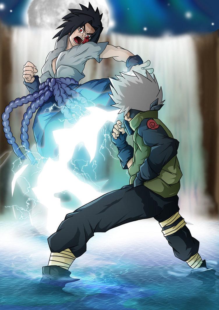 freewapzone download kakashi vs sasuke 3gp full fight