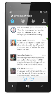 Twitter for Windows Phone update brings Live Tiles support and new design