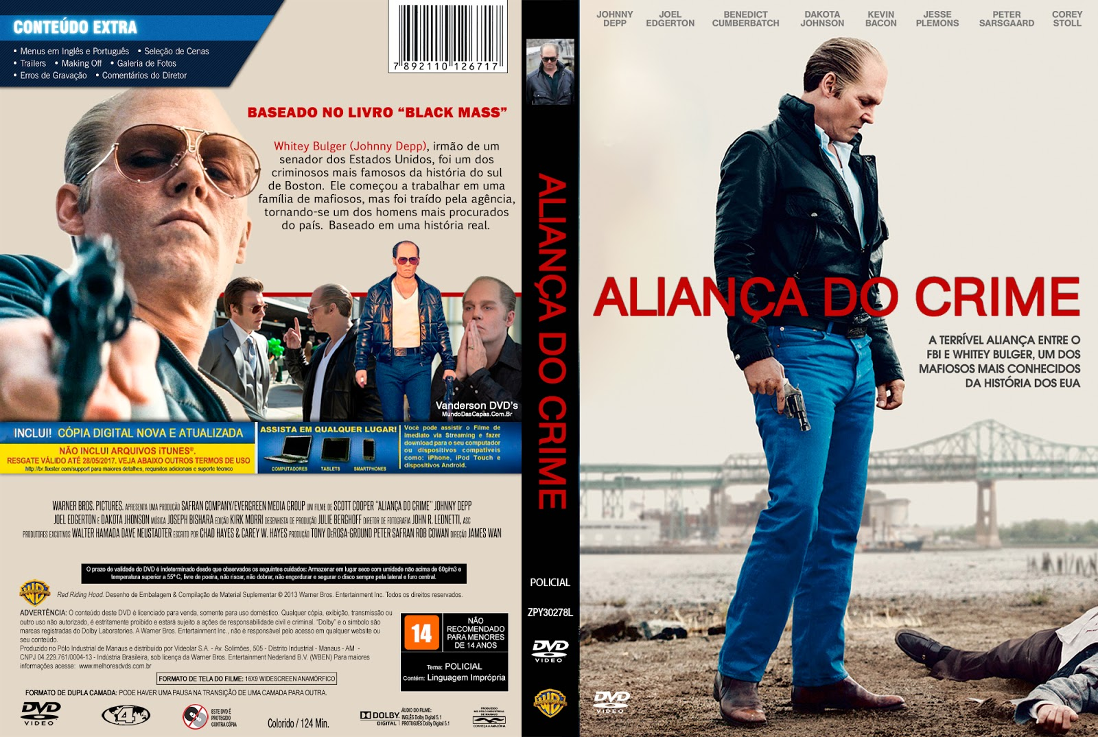 Aliança do Crime BDRip XviD Dual Áudio Alian 25C3 25A7a 2BDo 2BCrime