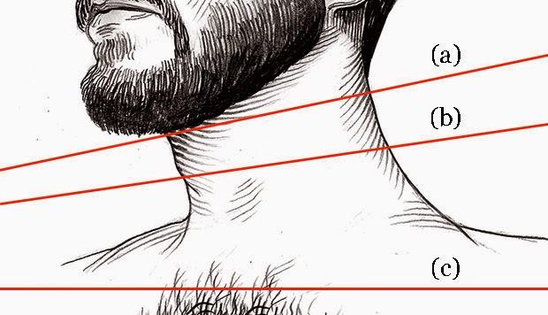 Como aparar a Linha de Barba