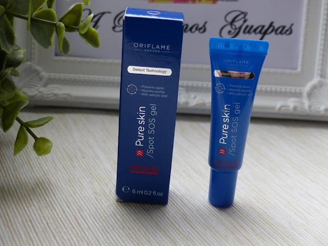 Pure Skin Spot SOS gel Oriflame