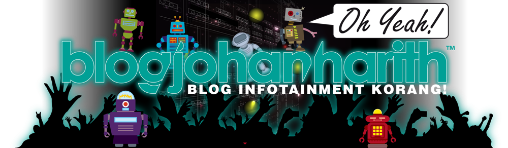 Blog Johan Harith