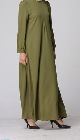 NBH0487 IRTIYAH JUBAH (NURSING FRIENDLY)