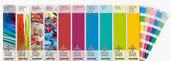 Colección Guías Pantone