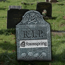 LegoTrip Formspring Is Dead