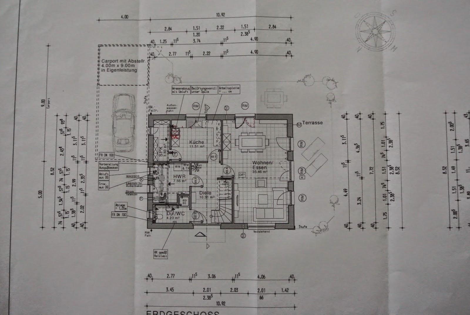 wir bauen in werne aktuelle zeichnungen. Black Bedroom Furniture Sets. Home Design Ideas