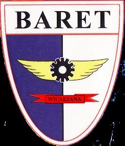 Logo BARET
