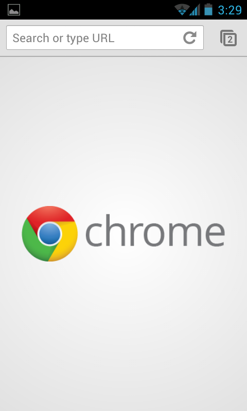 how to turn off chrome on android