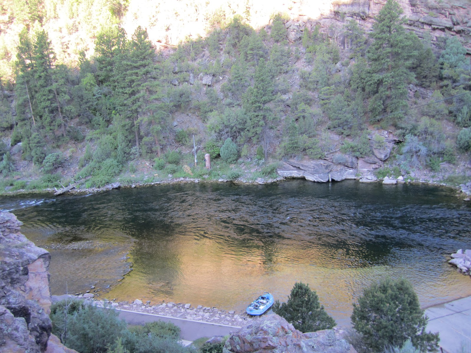 Jay Scott Outdoors Green River Flyfishing Report