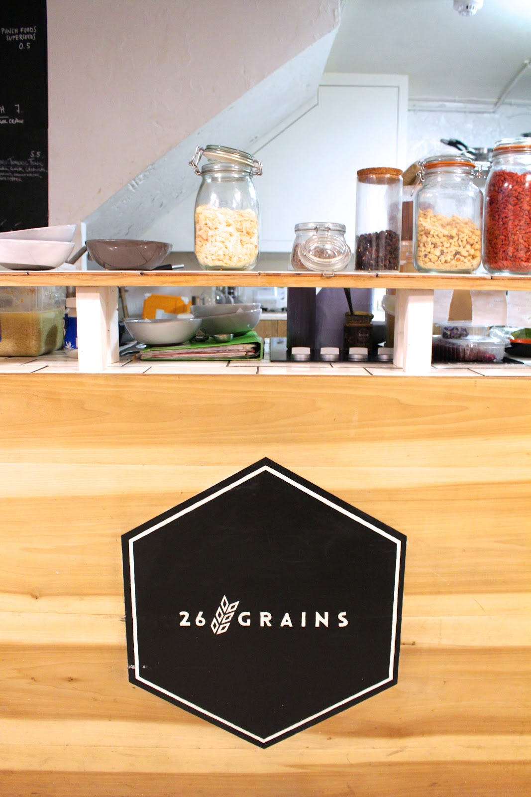 26 Grains nordic spice porridge | London
