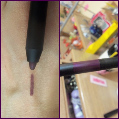 Missha The Style Long Wear Gel Pencil Liner Sangria Plum