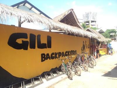penginapan murah di gili trawangan, hostel murah di gili trawangan, hotel murah di gili trawangan, hotel murah di lombok, gili trawangan lombok