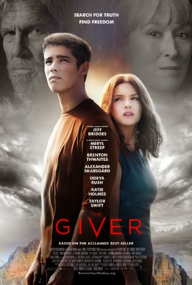The Giver (2014) 720p HDRip