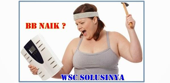 WSC solusi turunkan berat badan