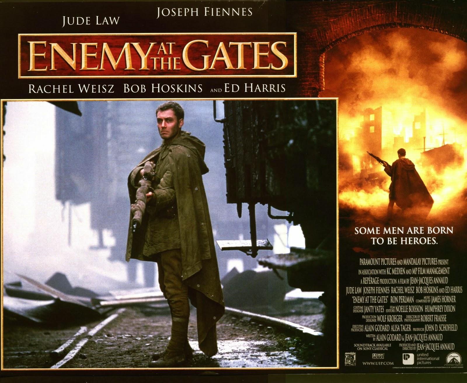 Odisea enemigo a las puertas for Enemigo a las puertas