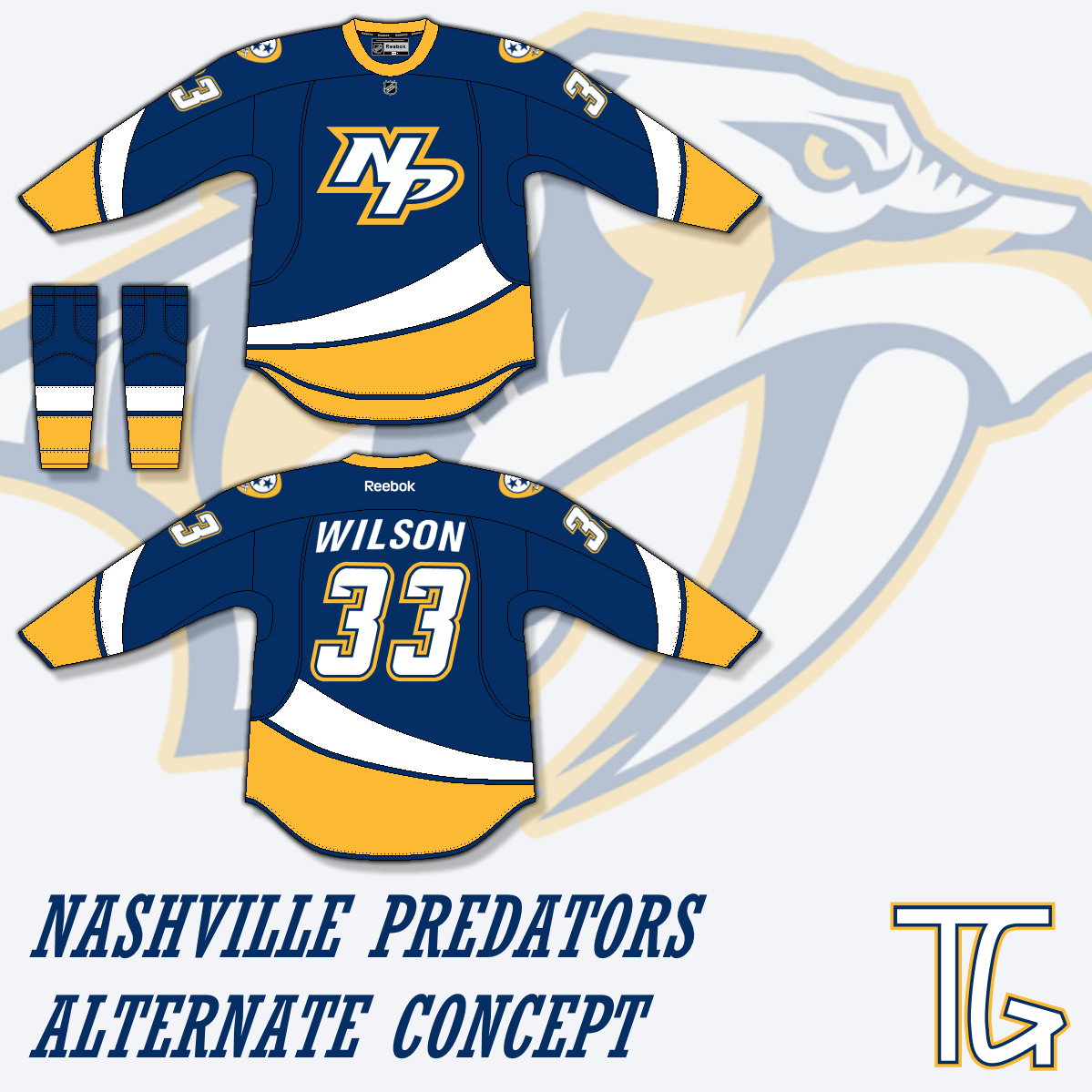 e8b8412bed7 Milwaukee Admirals Logo Preds Preds Logo  Tuesday  Look Who The Cat Dragged  In!