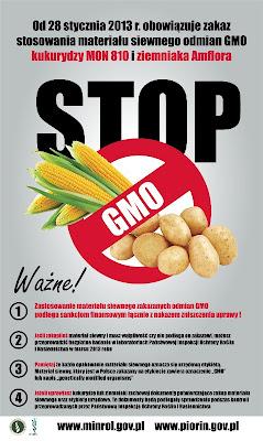 Zakaz GMO w Polsce