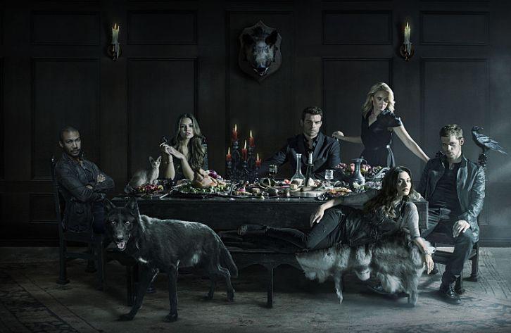The Originals - Season 2 - Yusuf Gatewood Promoted to Regular