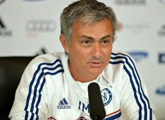 Jose Mourinho Chelsea Manager 20132014