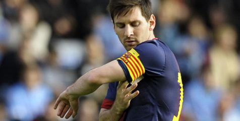 Ada Messi, Otomatis Ada Messidependencia