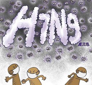 Virus H7N9  boleh berubah