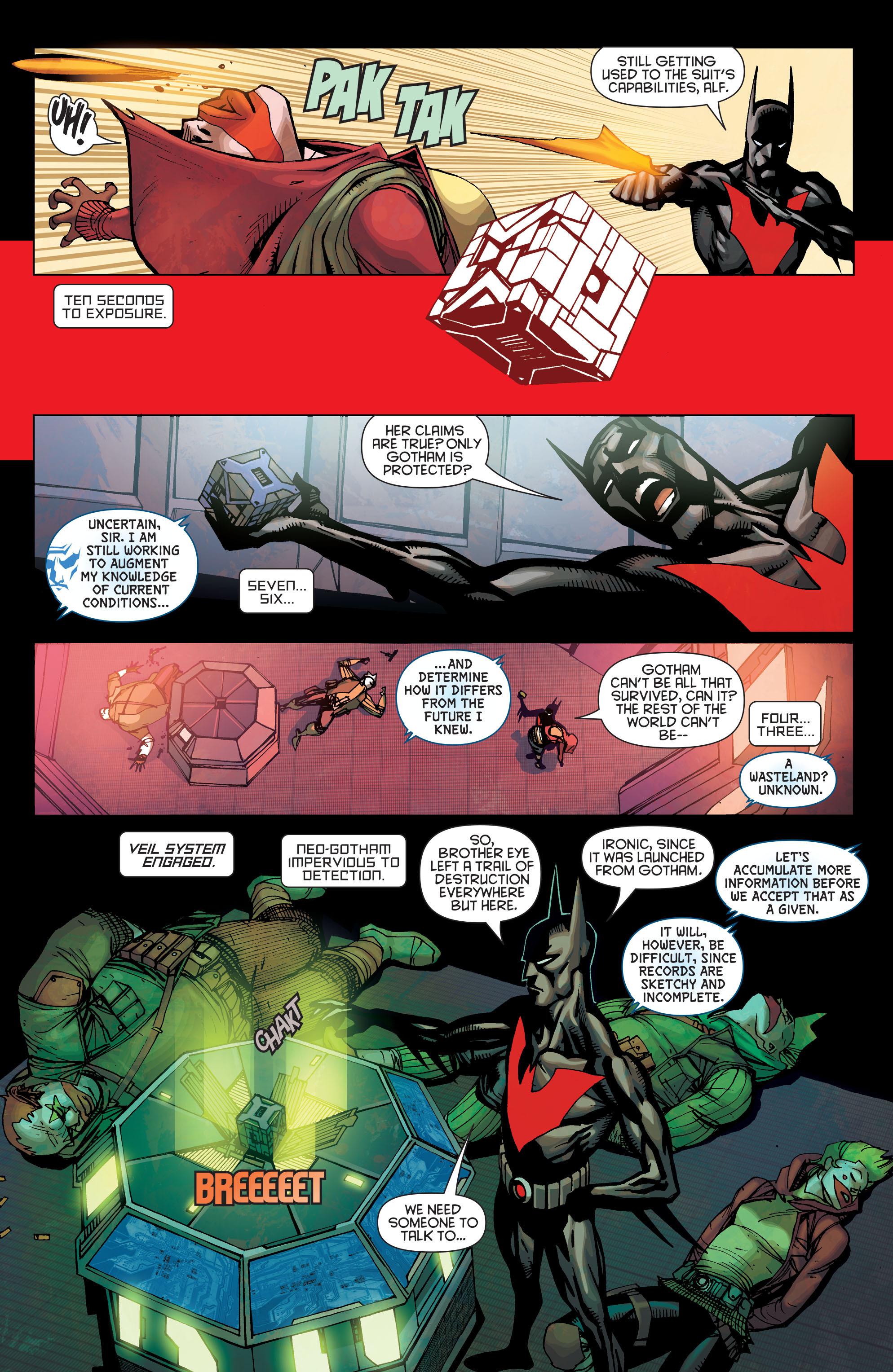 Batman Beyond (2015) Issue #1 #1 - English 8