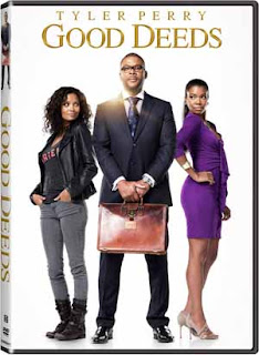 Tyler Perry Good Deeds DVD