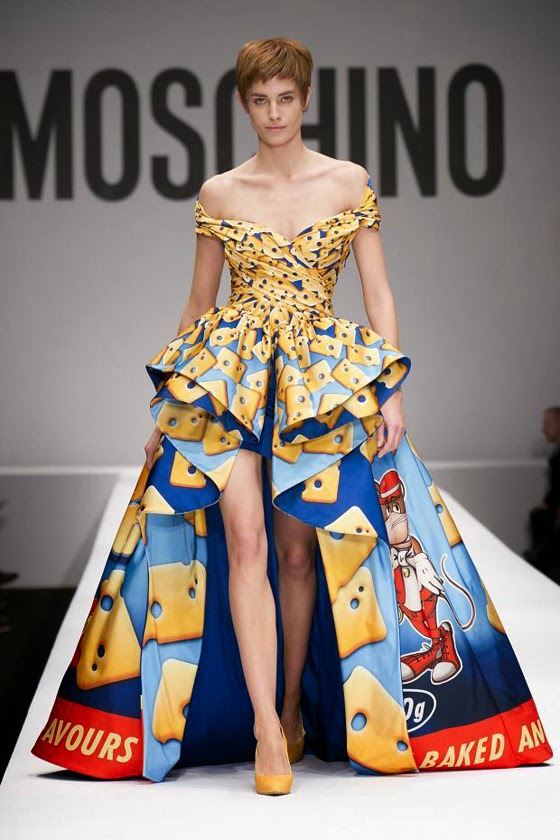 MOSCHINO Fall Winter 2014/2015 Full Fashion Show by by Jeremy Scott | Milan