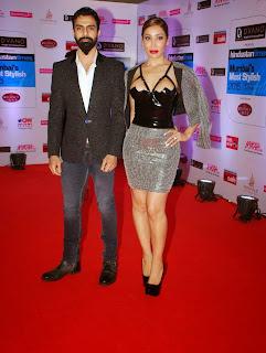 Sofia Hayat Stills at HT Mumbai Most Stylish Awards 4.jpg