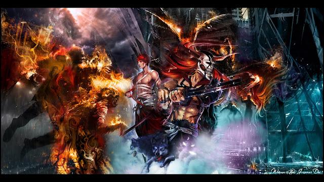 Ichigo Vasto Lorde Wallpaper 0019