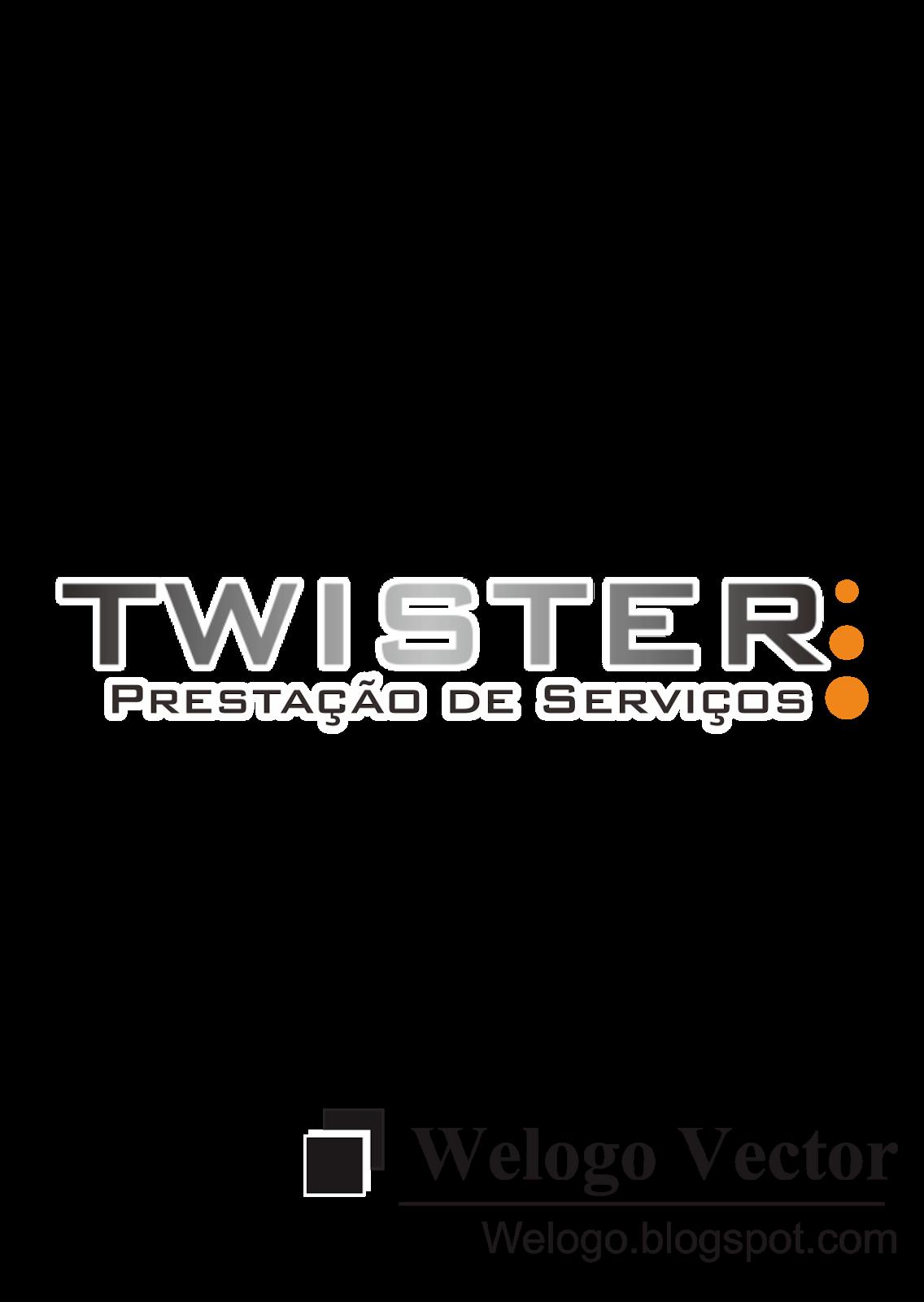 Twister Prestação de Logo