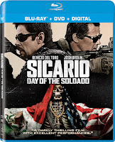 SICARIO: DAY OF THE SOLDADO En Digital el 18 de Septiembre