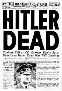 Adolf Hitler Dead